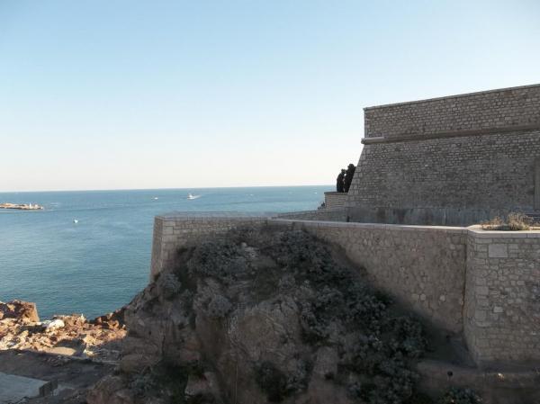 Le fort Saint-Pierre