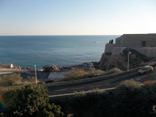 """Fort Saint-Pierre et """"Rampe des Arabes"""""""