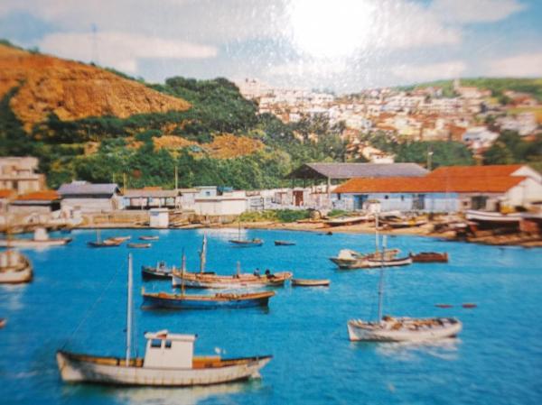 Le port de Béni-Saf avant l'indépendance.