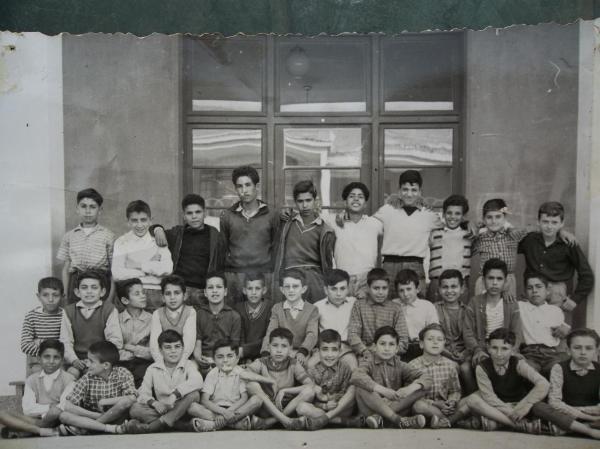 CM2. (1958-59)Ecole P.Brossolette à Béni-Saf (Algérie)