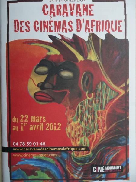 """Sainte-Foy-lès-Lyon: """"Caravane des Cinémas d'Afrique"""" et Littérature"""
