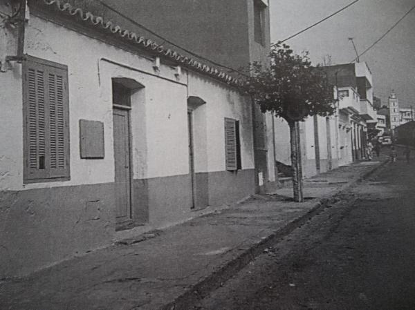Béni-Saf: rue Clauzel. Ma petite enfance vécue dans cette rue.