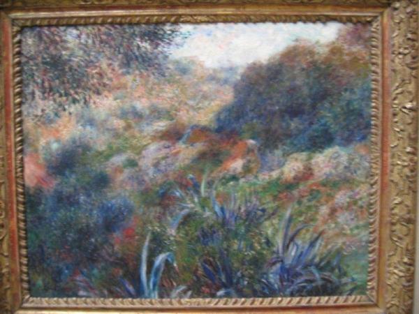 """Pierre-Auguste Renoir: """"Le Ravin de la femme sauvage"""""""