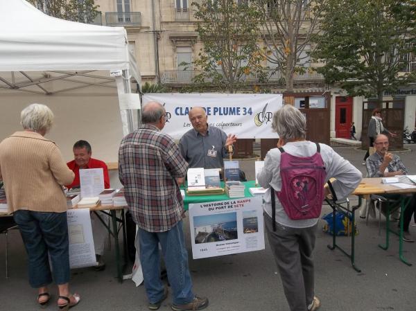 Festival des livres de Sète (2017)